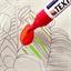 Sac tissu à colorier Toucan