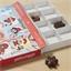 Kit calendrier de l'Avent en chocolat
