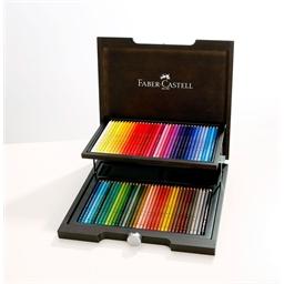 Coffret 72 crayons de couleur Faber-Castell