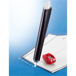 Set de porte-mines + recharges + taille-crayons