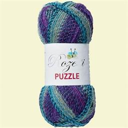 Fil Puzzle : divers coloris