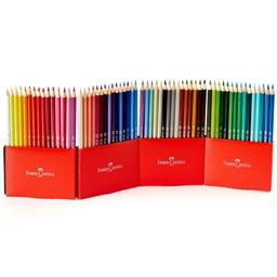 Pochette 60 crayons de couleur Château