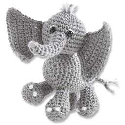 Mini kit de crochet Eléphant