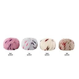 Fil Air Wool Drops : divers coloris