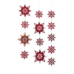Kit mobile étoiles en papier