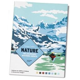 100 coloriages mystères Nature