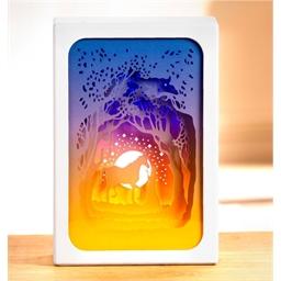 Kit boîte à lumière Licorne