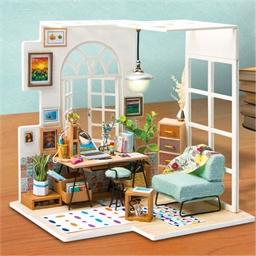Maison miniature à créer Bureau
