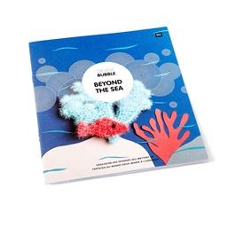 Livre Creative Bubble Monde sous-marin