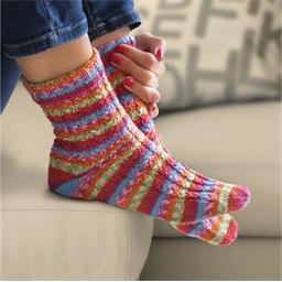 Fil Hot Sock's Rubin : divers coloris