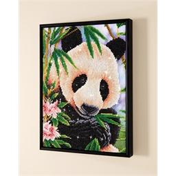 Kit perles à coller Le prince des pandas