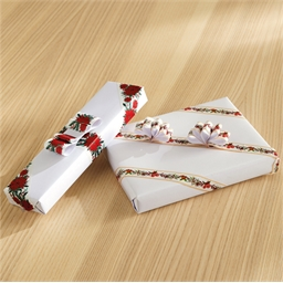 Masking tape Poinsettias