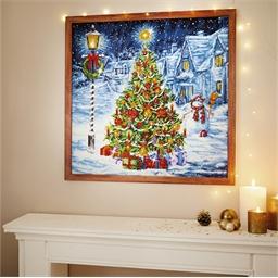 Kit perles à coller Mon beau sapin de Noël