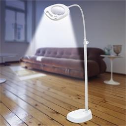 Lampe + grosse pince + batterie / Accessoires pour lampe : petite pince + rangement / Ensemble