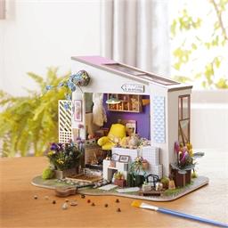 Maison miniature à créer Escapade de Lucie