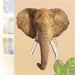 Puzzle forme Eléphant