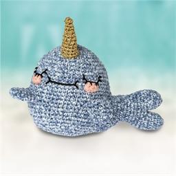 Kit crochet ricorumi Narval