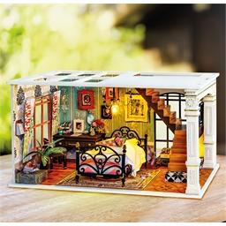 Maison miniature à créer Chambre à Paris