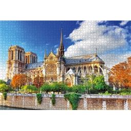 Puzzle 1000 pièces Notre-Dame de Paris
