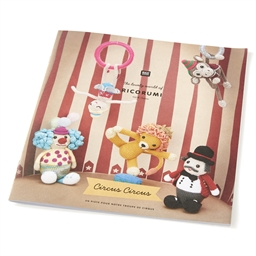 Livre crochet Ricorumi «Circus»