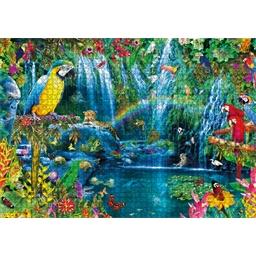 Puzzle 1000 pièces Perroquets