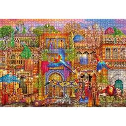 Puzzle 1000 pièces Rêve d'Orient