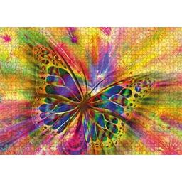 Puzzle 1500 pièces : Papillon