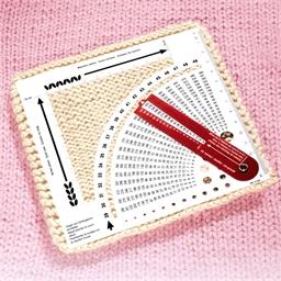 Calculateur de tricotage