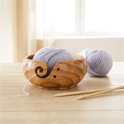 Dérouleur à laine en pin