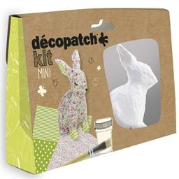 Mini kit Décopatch® Lapin