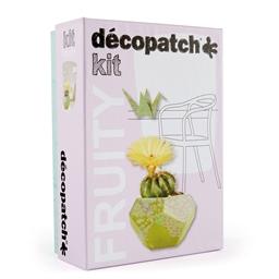 Kit Décopatch® Vase et origami