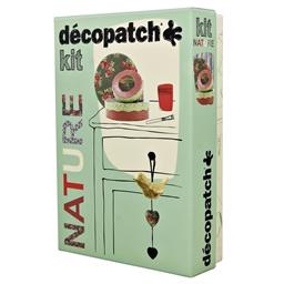 Kit Décopatch® Boîte et oiseau