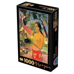 Puzzle 1000 pièces Paul Gauguin Are you doing