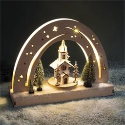Kit arc de Noël mécanique Ciel nocturne