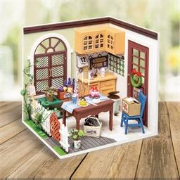 Maison miniature à créer Séjour