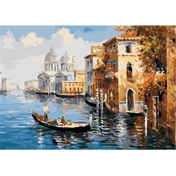 Peinture par numéros Venise
