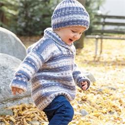 Fiche explicative Baby Color bonnet & pull n°1