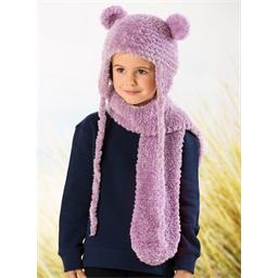 Fiche explicative Koala écharpe & bonnet n°2
