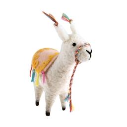Kit animaux à feutrer Lama