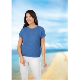 Fiche explicative Linen Swell Aran t-shirt n°2