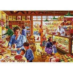 Puzzle 1000 pièces La pâtisserie