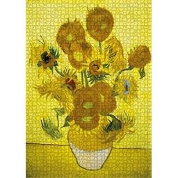 Puzzle 1000 pce Van Gogh - Les tournesols