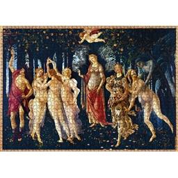 Puzzle 1000 pce Botticelli - Le printemps