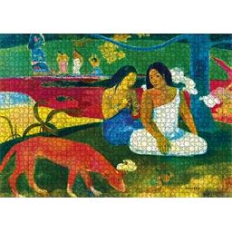 Puzzle 1000 pieces Gauguin - Arearea