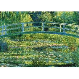 Puzzle 1000 pce Claude Monet - Le bassin aux nymphéas