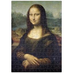Puzzle creatif Léonard de Vinci
