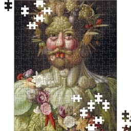 Puzzle créatif Arcimboldo