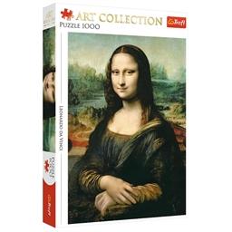 Puzzle 1000 pièces La Joconde - Léonard de Vinci