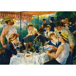 Puzzle 1000 pièces Déjeuner des canotiers - Renoir
