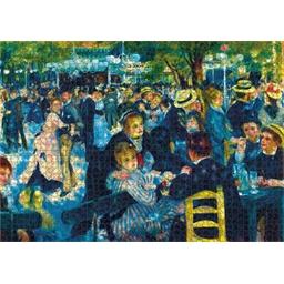 Puzzle 1000 pièces Bal du moulin de la galette - Renoir
